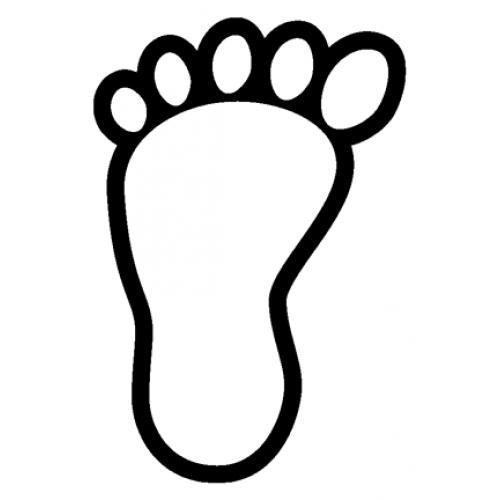 наследие шаблон следа ноги для выкупа картинка включении питания часы
